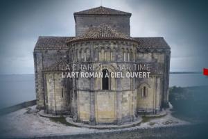 CG CHARENTE MARITIME : L'art roman