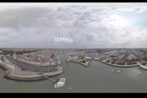 La Rochelle COVID 19 VR360